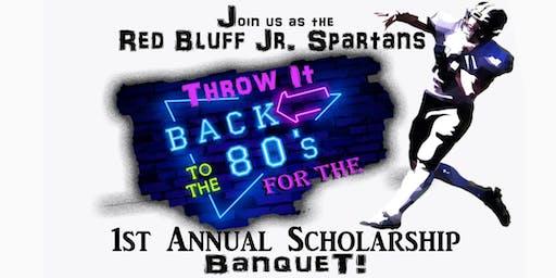 Red Bluff Jr. Spartan Scholarship Banquet