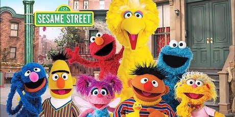 Toddler Cooking Class - Sesame Street tickets