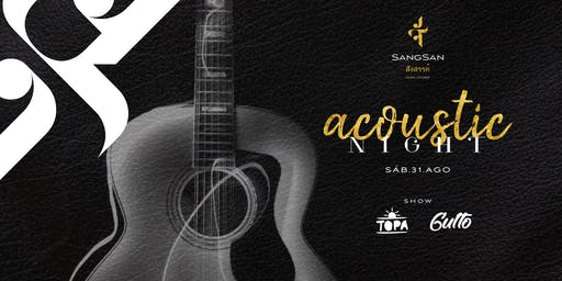 Sangsan Acoustic Night