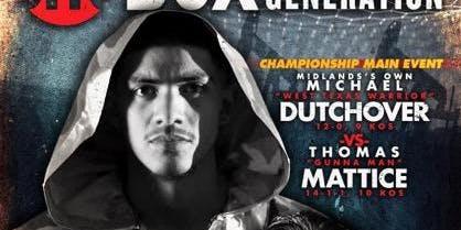 Dutchover vs Mattice NO COVER