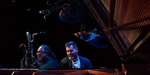 Behind the Music: Alex Harding & Lucian Ban DARK BLUE