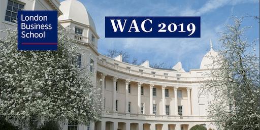 London WAC 2019