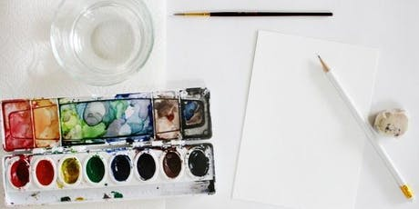 Watercolor 101  with Kristin Woodward tickets