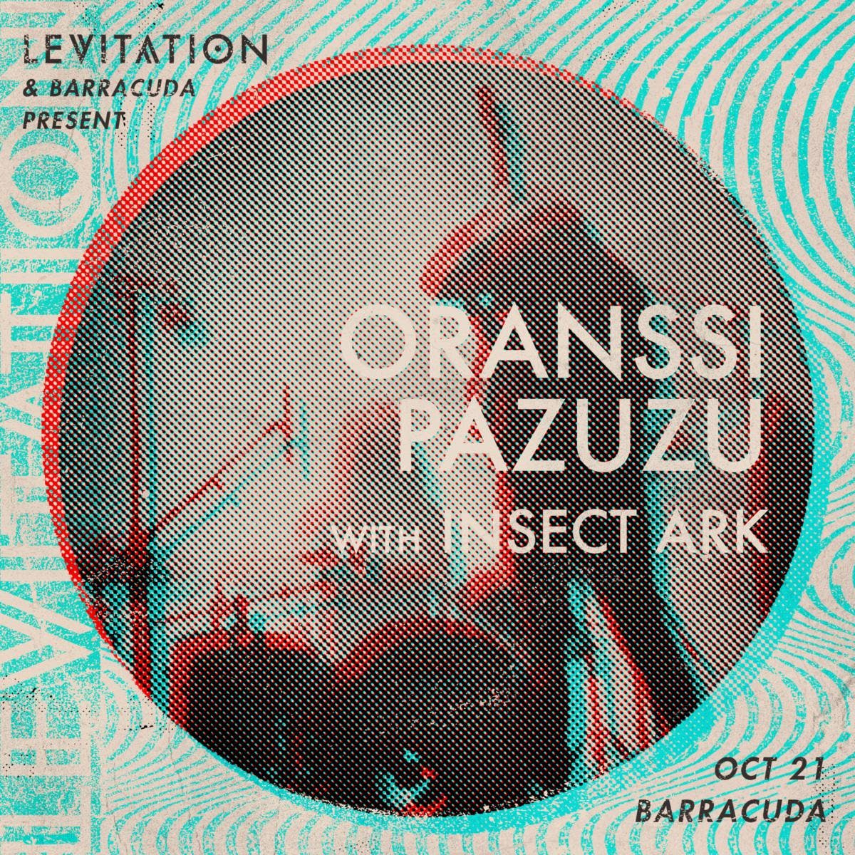 Oranssi Pazuzu,  Insect Ark, and Pinkish Black