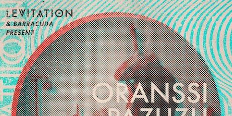 Oranssi Pazuzu,  Insect Ark, and Pinkish Black @ Barracuda Austin tickets