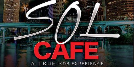 Sol Cafe Tampa - September 14th