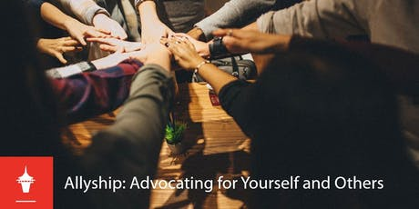 LEAN IN SEATTLE: Allyship: Advocating for Yourself and Others tickets
