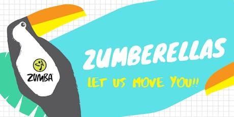 Zumba Summer Free Class tickets
