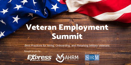 Veteran Employment Summit tickets