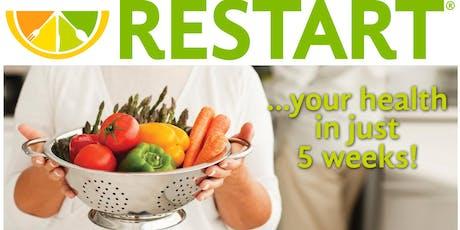 Restart® Nutrition Class with Jose Diaz tickets