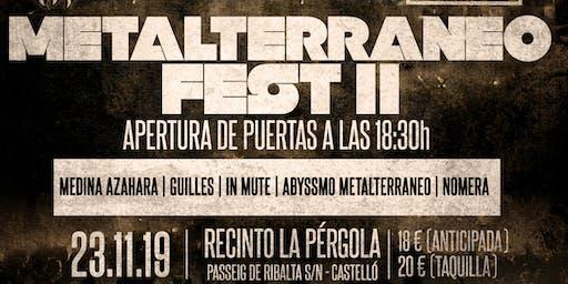 METALTERRANEO FEST II