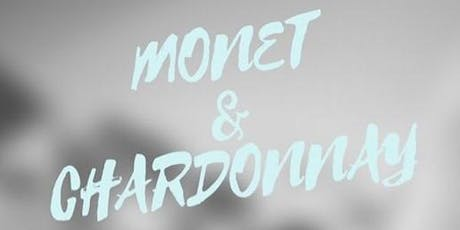 Monet and Chardonnay tickets