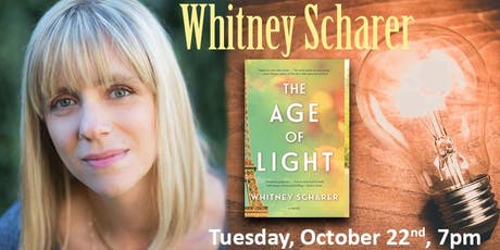 Whitney Scharer tickets