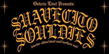 Ca' Momi Osteria Live! Presents: Suavecito Souldies tickets