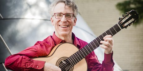 Eliot Fisk, guitar | Bill Viola Memorial Fund Inaugural Concert tickets