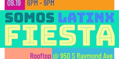 Somos Latinx Rooftop Fiesta