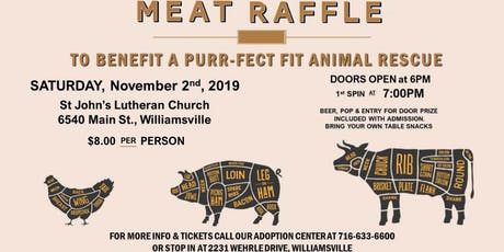 Meat Raffle tickets