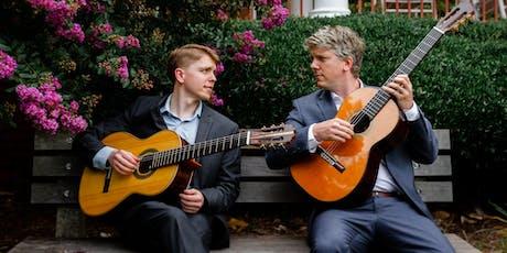 Adam and John Kossler, guitar duo tickets