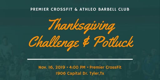 Premier's Thanksgiving Challenge