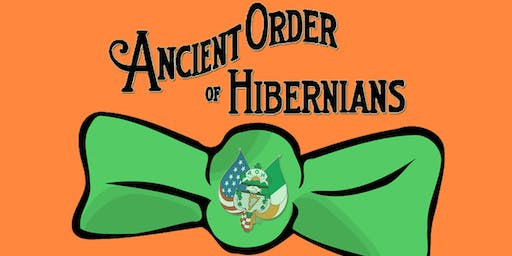 Green Tie Dinner - Ancient Order of Hibernians - St. Charles County MO