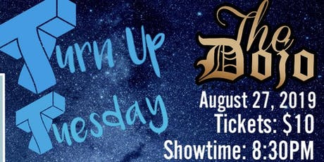 DISCOUNTED TICKETS The Dojo of Comedy 8/27 (20% OFF) tickets