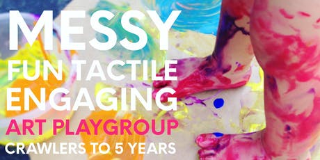 5 & Unders Art PLAYgroup tickets