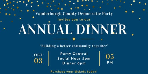 VCDP Annual Dinner: Building a Better Community, Together
