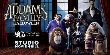 Addams Family Movie Night tickets