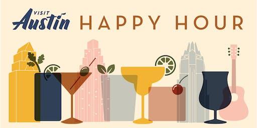 Visit Austin Happy Hour in Dallas