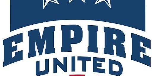 Empire United Futures League November 2019 - December 2019