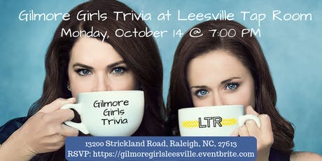 Gilmore Girls Trivia at Leesville tickets