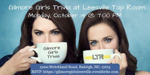 Gilmore Girls Trivia at Leesville