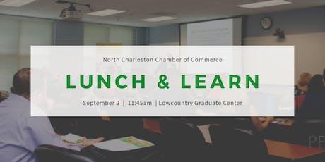 September Lunch & Learn Sponsored by Elliott Davis, LLC tickets