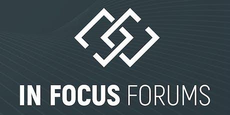 In Focus Forum: Ryan Green, Why Video Games Matter tickets