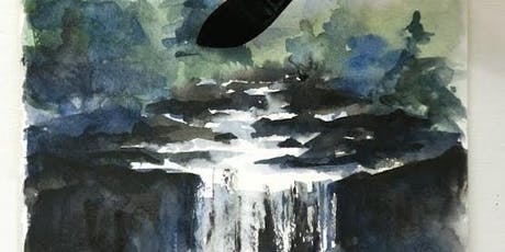 Painting the Beauty of Waterfalls in Watercolor with Kristin Woodward tickets