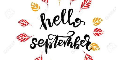 September Senior Social