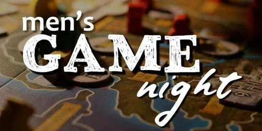 Men's Game Night