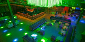 Lux Fridays at Amadeus Nightclub Free Drinks...