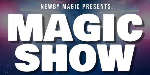 LABOR DAY WEEKEND MAGIC SHOW
