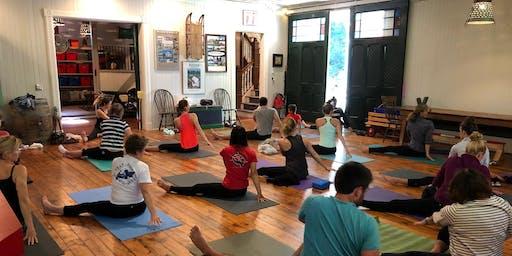 Yoga @ The Coach House