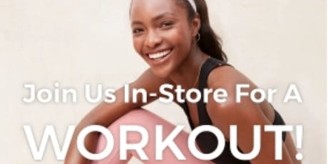 FREE WORKOUT WITH FABLETICS! Zumba tickets