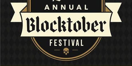 Blocktober Fest 2019 - A Benefit for Dynamic Water tickets