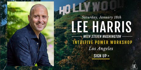 Intuitive Power: A Daylong Workshop with Lee Harris in Los Angeles tickets