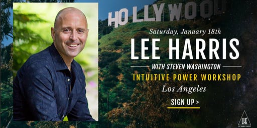 Intuitive Power: A Daylong Workshop with Lee Harris in Los Angeles