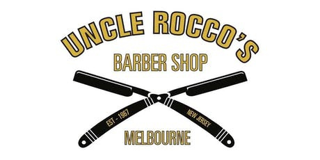 Look and learn with Uncle Rocco's Barbershop and their product line UR67 tickets