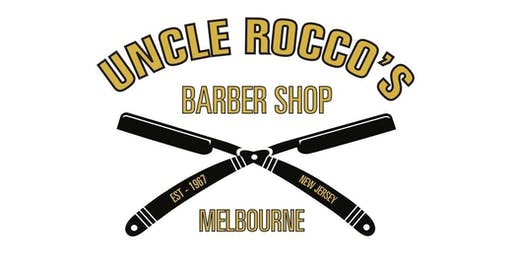 Look and learn with Uncle Rocco's Barbershop and their product line UR67