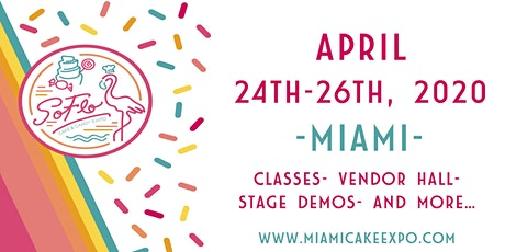 SoFlo Cake and Candy Expo 2021 tickets