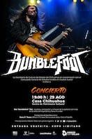 Bumblefoot en concierto