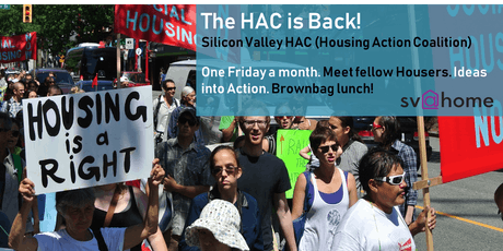 October Silicon Valley HAC: California State Housing Legislation Update tickets