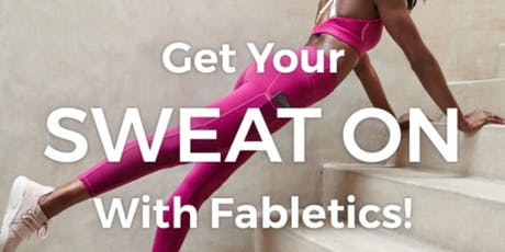 FREE WORKOUT WITH FABLETICS! Yoga with Amber Lee Cook tickets